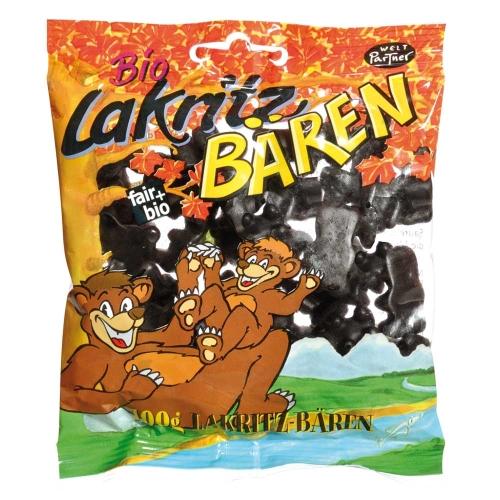 Bio Lakritz-Bären 100g