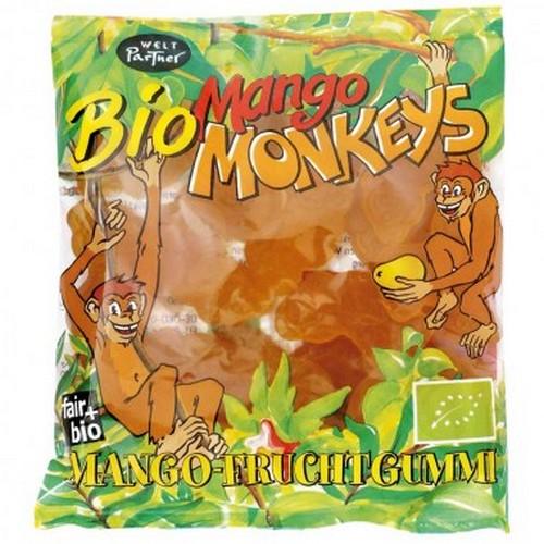 Bio Mango Monkeys Fruchtgummi 100g