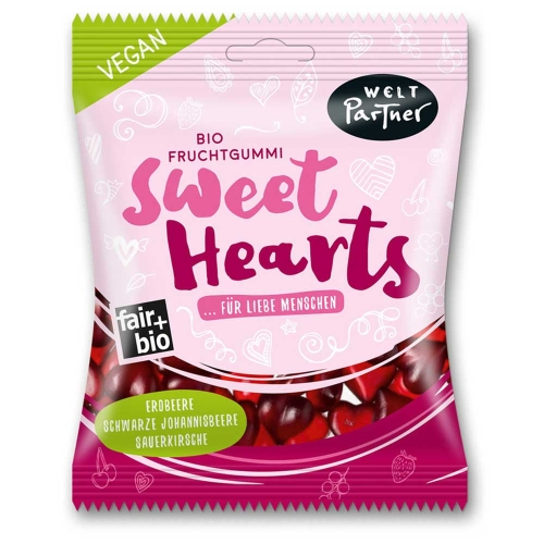 Bio Sweethearts 100g