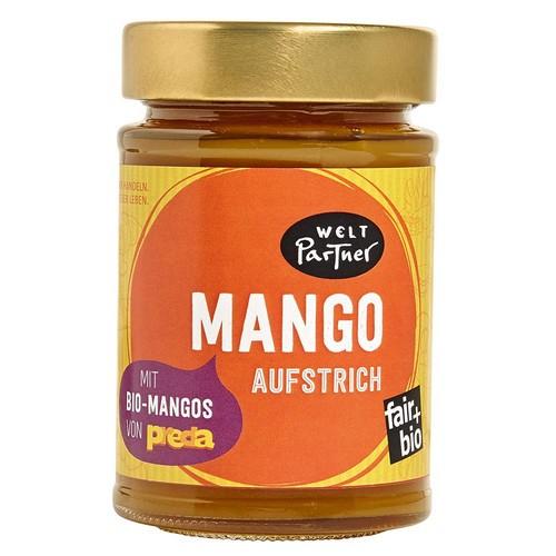 Bio Mango-Fruchtaufstrich 220g