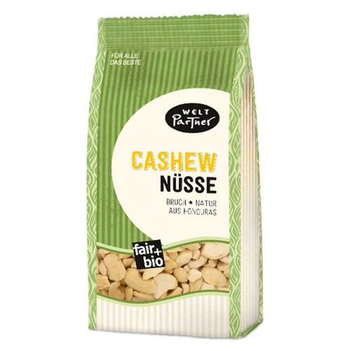 Bio Cashewnüsse, bruch, natur, 200g