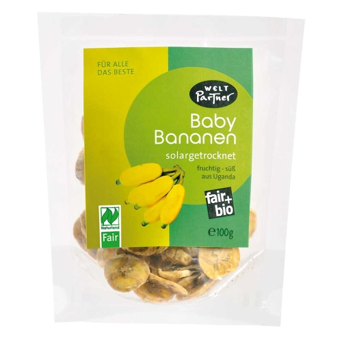 Bio Baby Bananen 100g