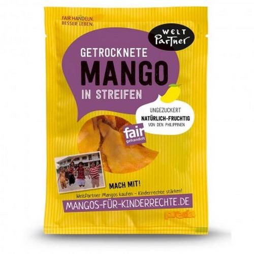 Mangos, getrocknet o.Zucker 100g