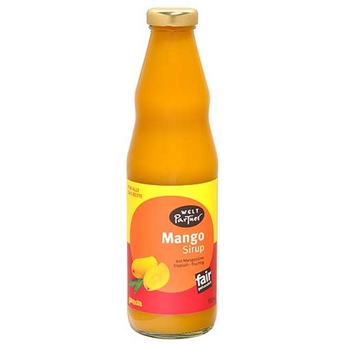 Mango Sirup 750ml