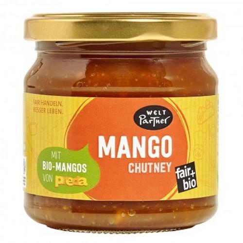 Bio Mango-Chutney pikant VEG 240g