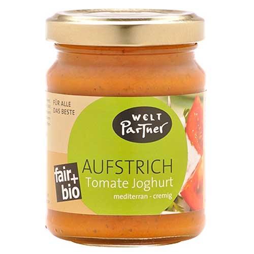 Bio Aufstrich Tomate Joghurt 125g