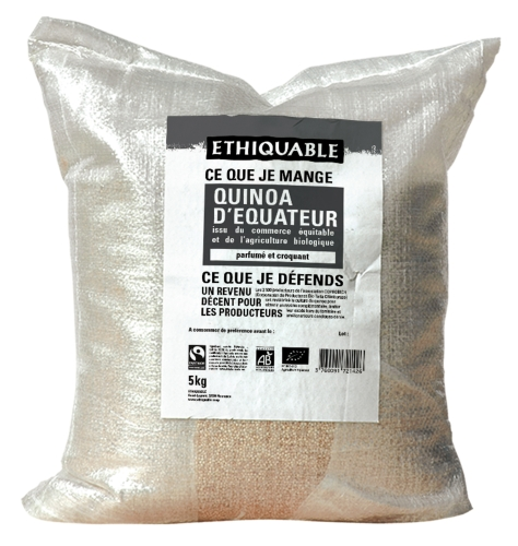 Bio Quinoa from Ecuador 5kg