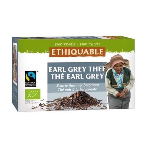 Bio Thé noir Earl Grey 36g