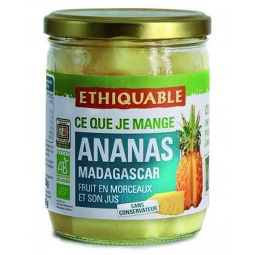 Bio Ananas de Madagascar 420g