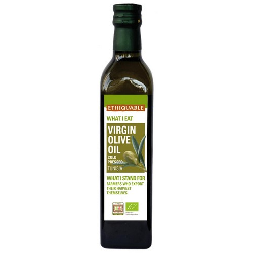 Bio Huile d'olives extra-vierge50cl