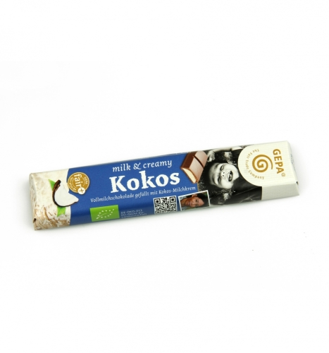 Bio milk & creamy Kokos 37,5g