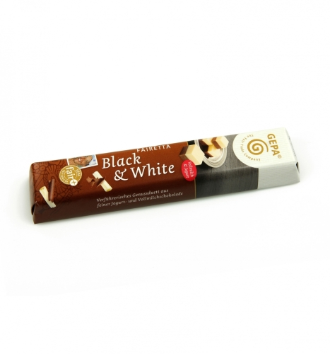 Fairetta Black & White 45g
