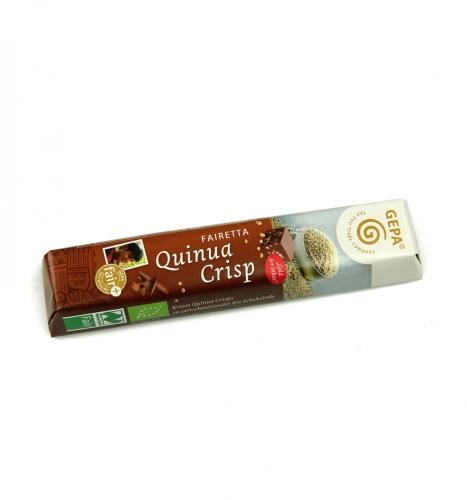 Bio Fairetta Quinua Crisp 45gr