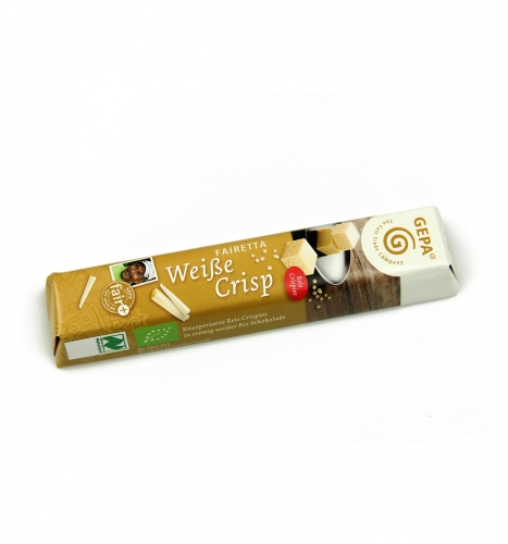 Bio Fairetta Weisse Crisp 45g