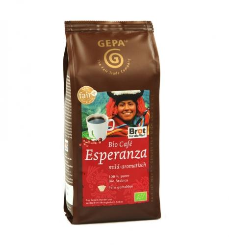 Bio Esperanza gem/moulu 250g