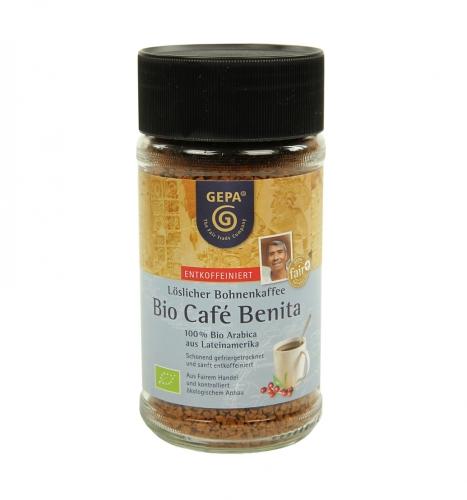 Bio Café Benita, entkoffeiniert 100