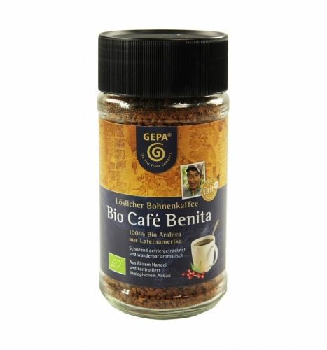 Bio Café Benita gefrierg.100g