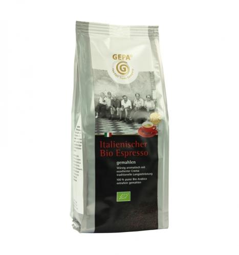 Bio Ital.Espresso gemahlen 250g