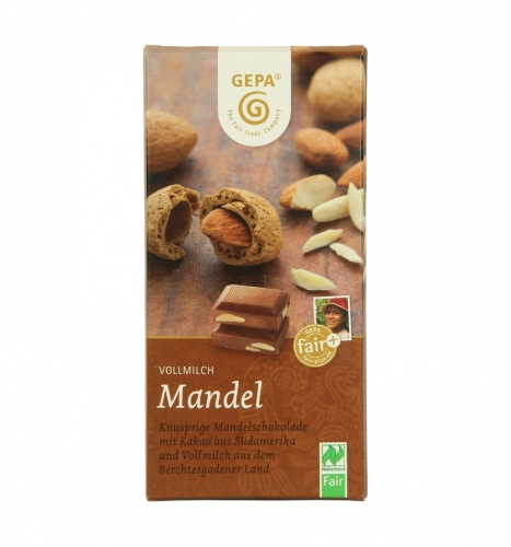 Bio Ganze Mandel 100g