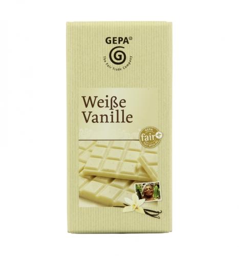 Weisse mit Vanille 100g