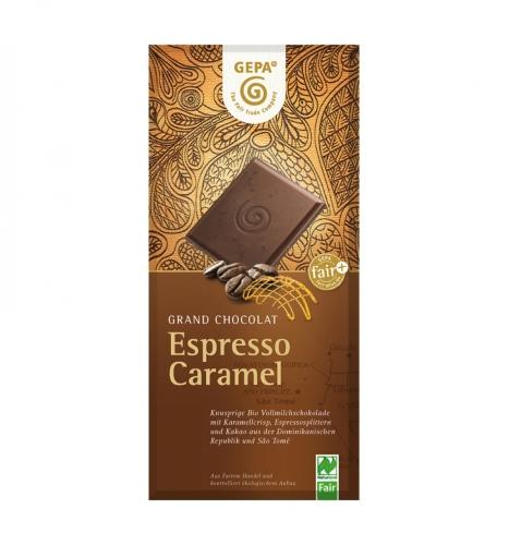 Bio Espresso Caramel 100g