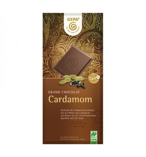 Bio Cardamon 100g