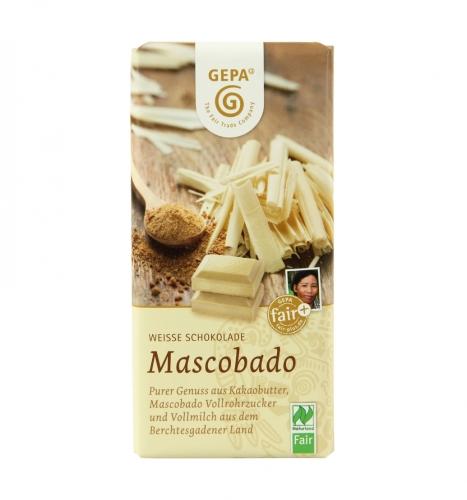 Bio Mascobado Blanc 100g