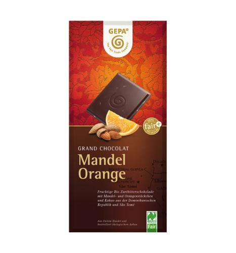 Bio Mandel Orange 100g