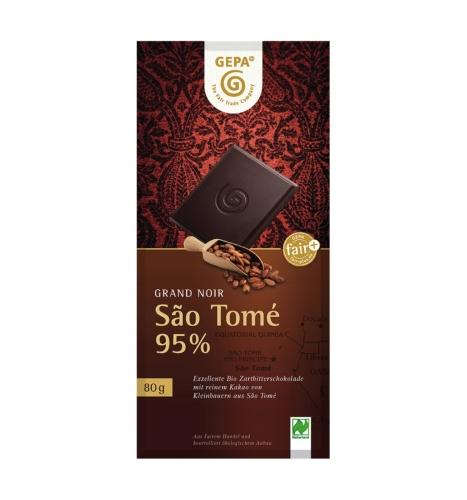 Bio Sao Tomé 95% 80g