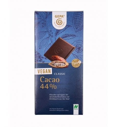 Bio Classic Cacao VEGAN 44% 100g/SC