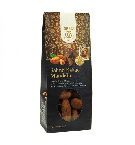 Sahne-Kakao Mandeln 100g