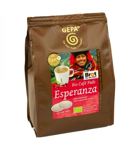 Bio Esperanza Pads 18x7g