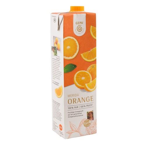 Orangensaft Merida 1l