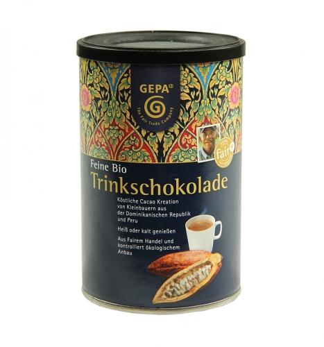 Bio Feine Trinkschokolade 250g