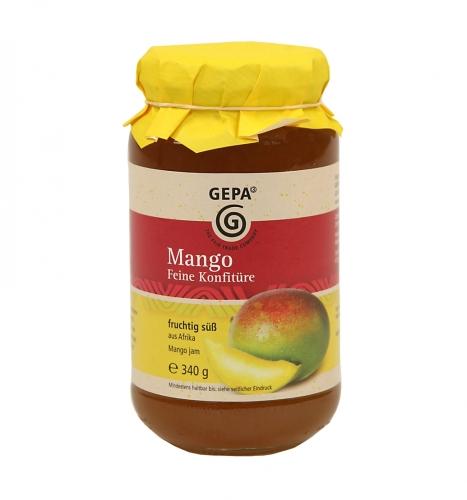 Mango Konfitüre 340g