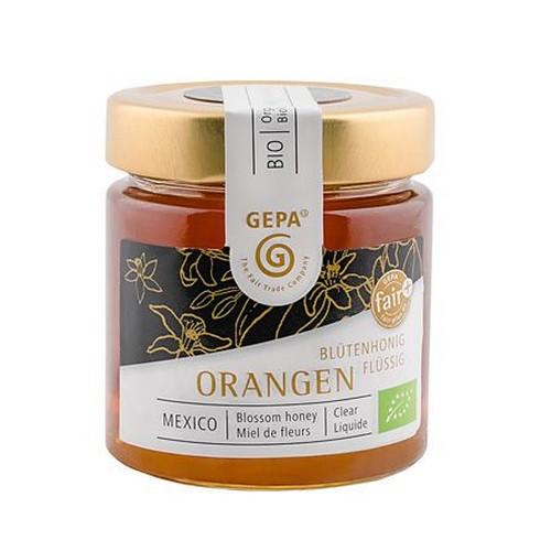 Bio Orangenblütenhonig flüssig 250g