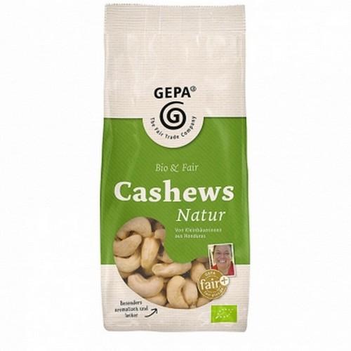 Bio Cashew Natur - ganze Nüsse 250g
