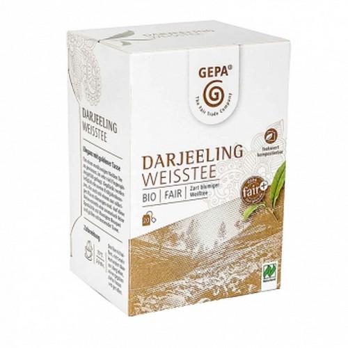 Bio Weisstee Darjeeling 20X2g