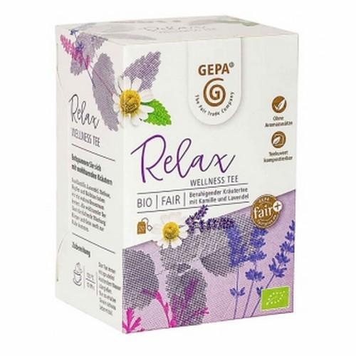 Bio Relax Wellness Tee 20x1,5g
