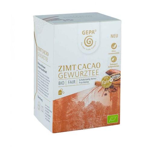 Bio Gewürztee ZimtCacao 20x1,7g