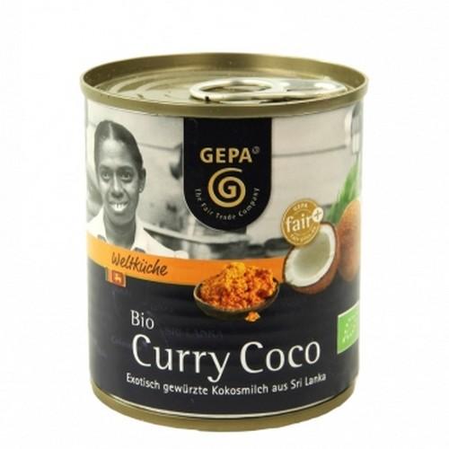 Bio Kokosmilch 'Curry Coco' 200ml