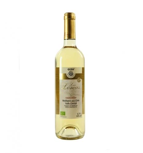 Bio Chardonnay Las Lomas 75cl