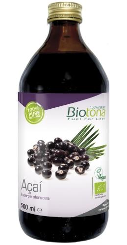 Bio Biotona Açai pulpe 500 ml
