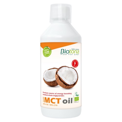 Biotona Pure MCT Oil 500ml