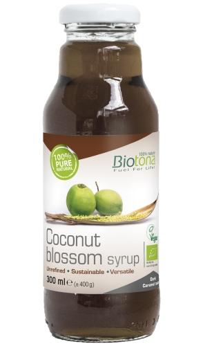 Bio Biotona Coconut Syup dark 300ml