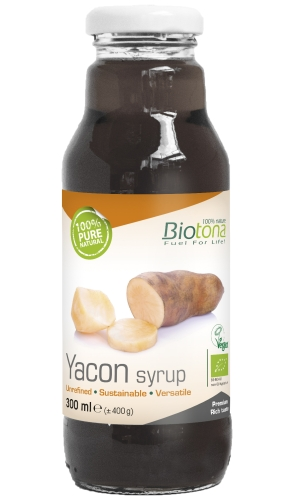 Bio Biotona Yacon Syrup 300ml