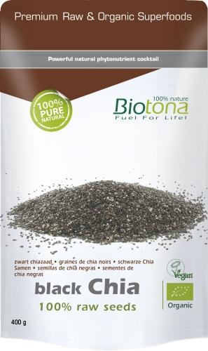 Biotona Bio Black Chia seed 400gr