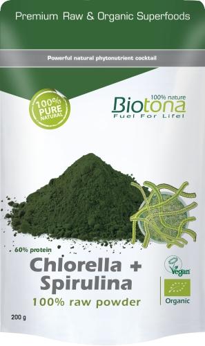 Biotona Bio Chlorella Spir. 200gr