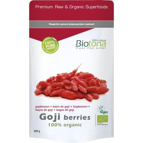 Biotona Bio Goji berries 250gr