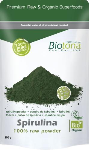 Biotona Bio Spirulina 200gr